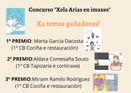 """Concurso """"Xela Arias en imaxes"""". Traballos gañadores"""