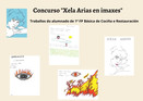 """Traballos presentados ao Concurso """"Xela Arias en imaxes"""""""