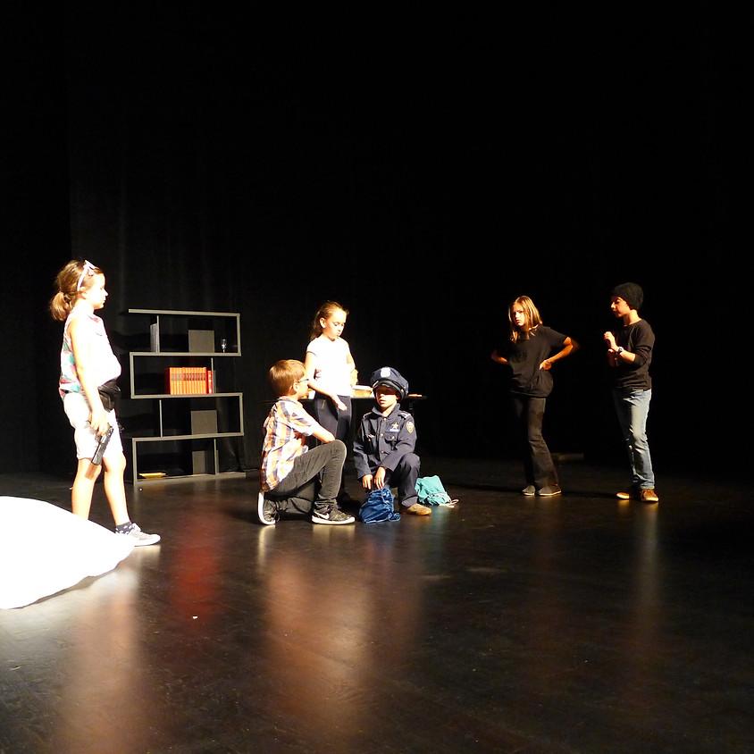 Théâtre - CE1 au CM2