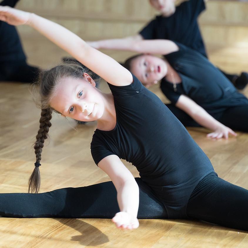 Danse Jazz - 4 à 8 ans