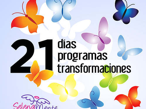 21 dias de Programas y Transformaciones