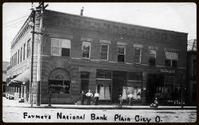 old picture of farmers bank