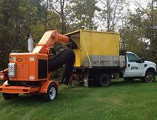 chipper truck