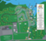 Swan Bay Resort Site Map