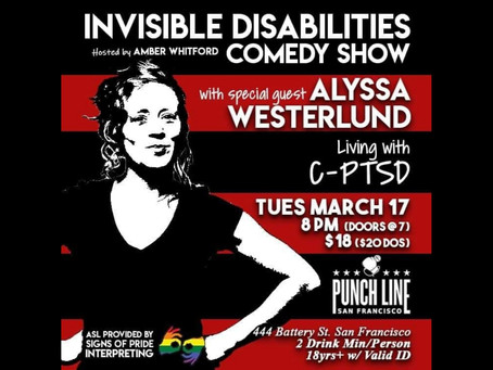 Alyssa Westerlund is coming to the ID stage!!