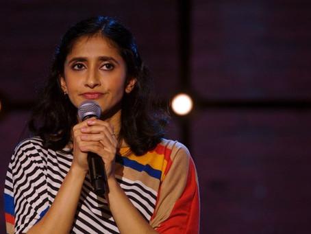 Aparna Nancherla: 'I'm Still Shy,' Even As A Stand-Up (NPR article)