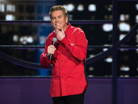 Comedian Brian Regan opens up about his OCD on stage. Here's what he wants people to know