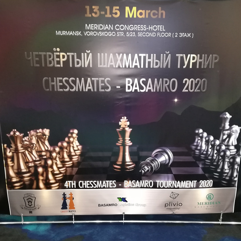 4th ChessMates International Youth Chess Teams Tournament, Murmansk 2020