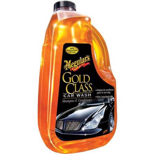 Meguiar's Gold Class Car Wash Shampoo n Cond.