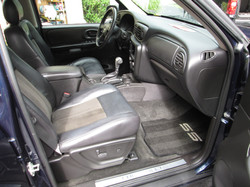 TrailBlazer SS Interior Detailed 2