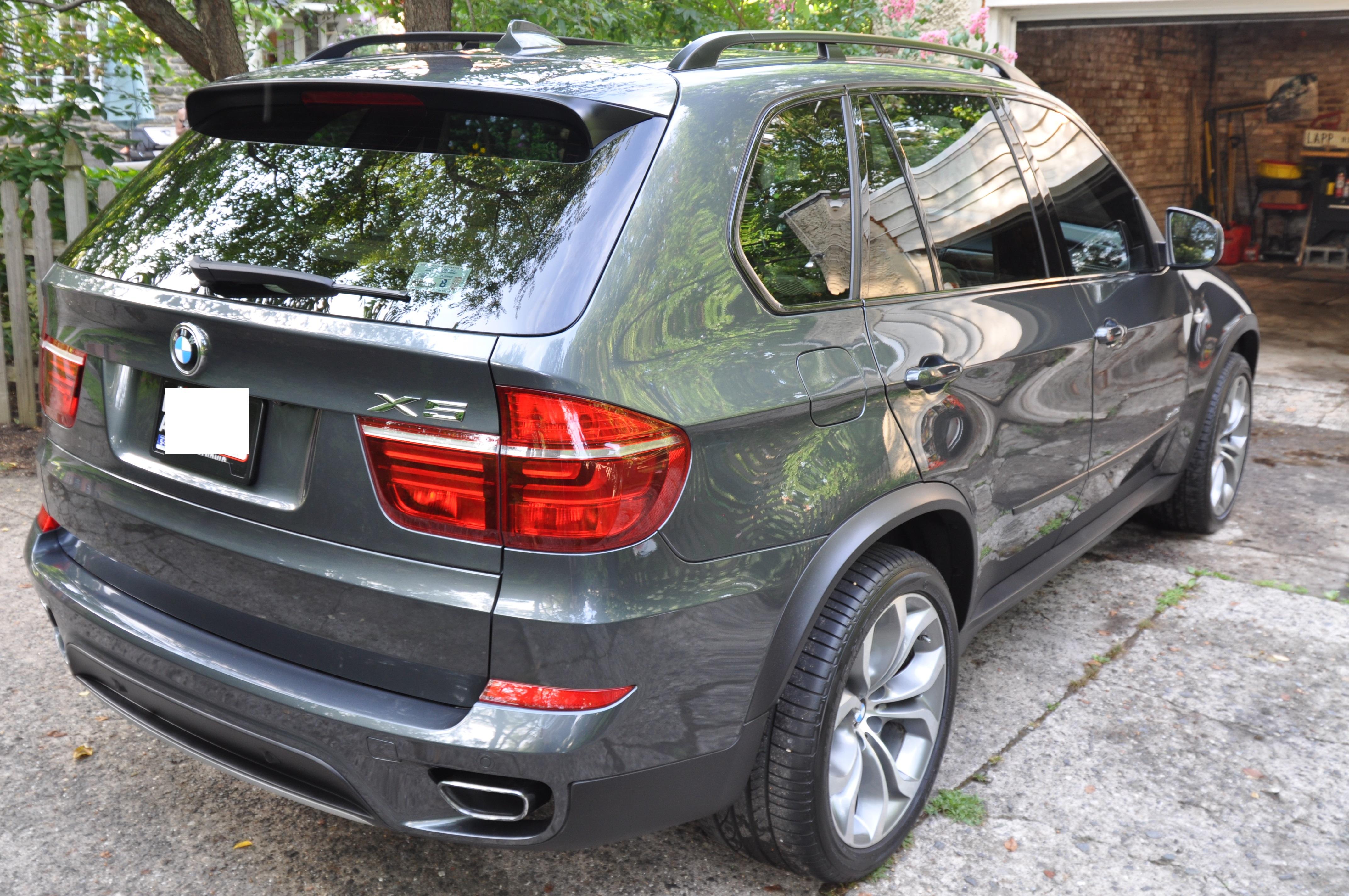 BMW X5 Full Detail
