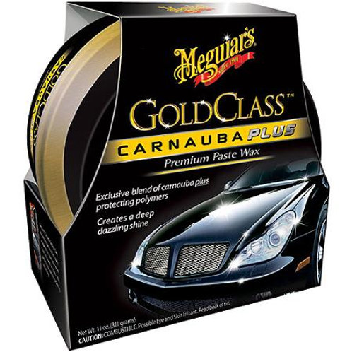 Meguiar's Gold Class Carnauba Plus Paste Car Wax