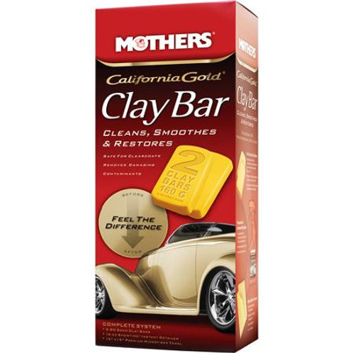 California Gold Clay Bar System