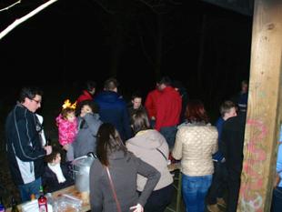 La marche nocturne, un chouette évènement familial organisé tous les ans au TC Marche