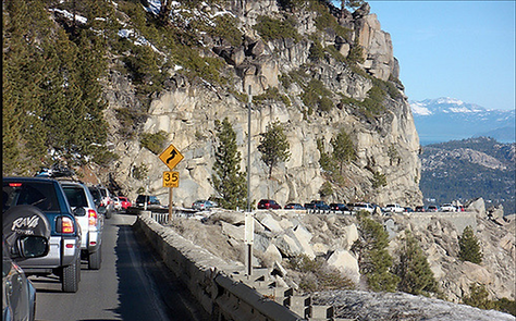 Route 50 Congestion