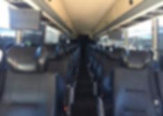 Tahoe Convoy Interior