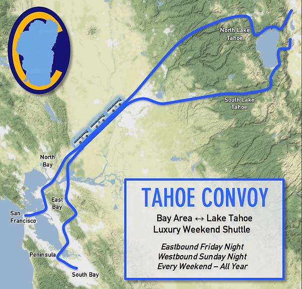Tahoe Convoy Vision