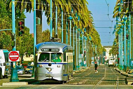 Embarcadero streetcar