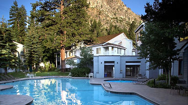 Squaw Valley Lodge summer