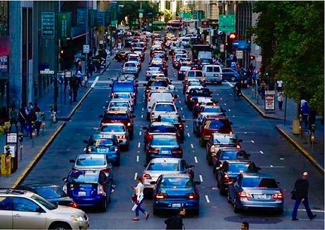 Excessive traffic