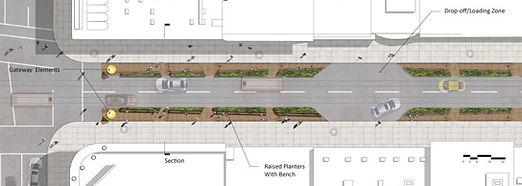 Powell Promenade Layout