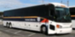 Capitol Corridor bus