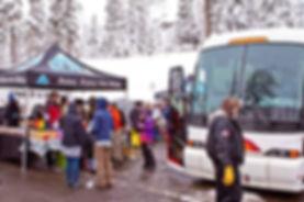 Bay Area Ski Bus