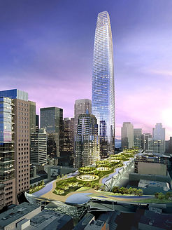 Salesforce Tower and Transit Center