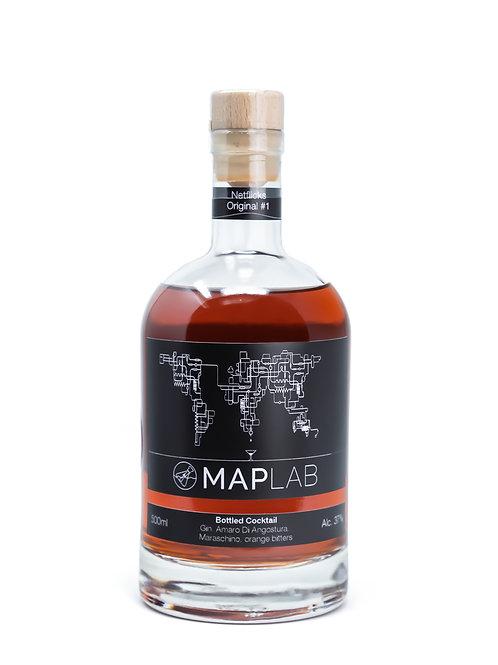 MAP Lab - Netflicks Original #1