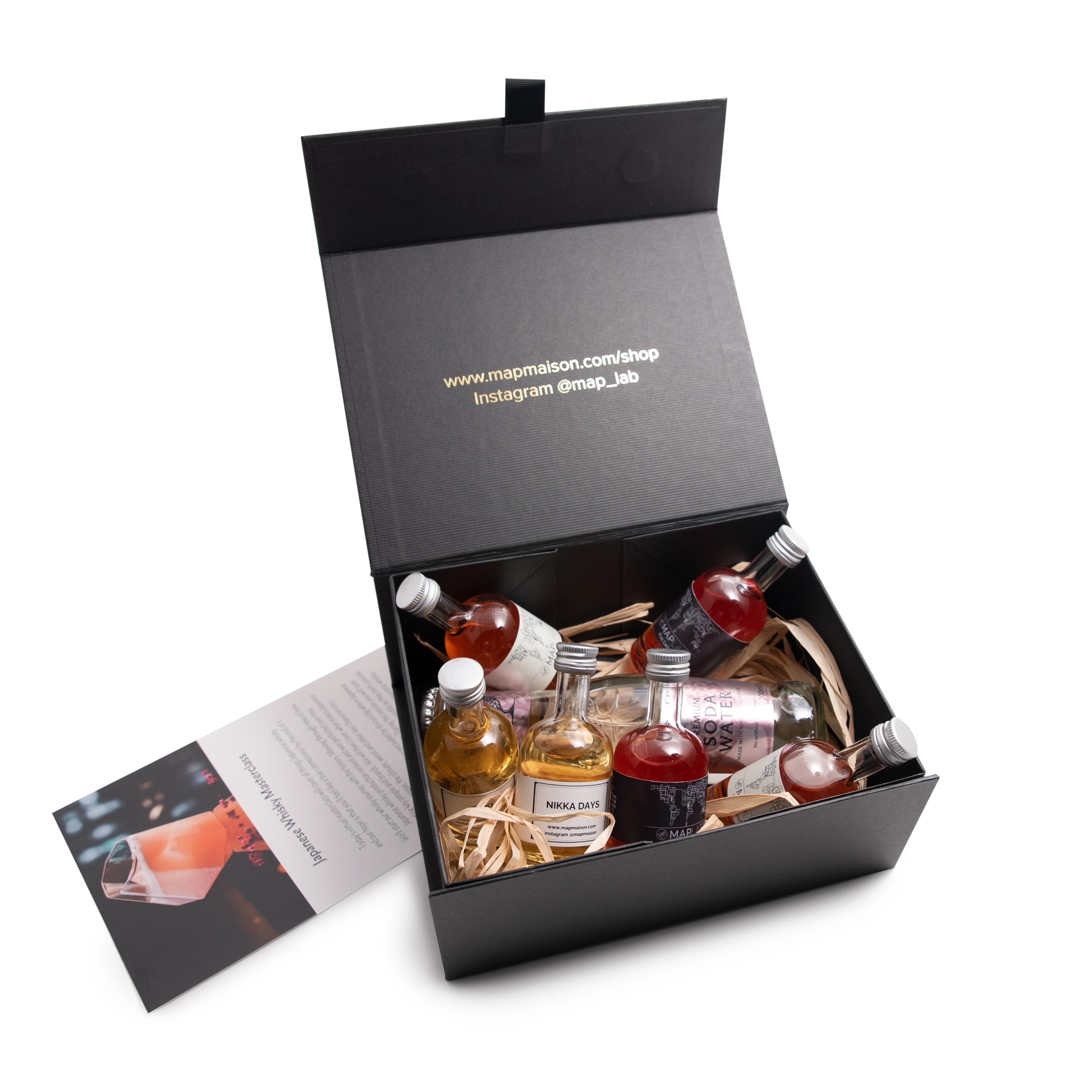 Virtual Japanese Whisky Masterclass