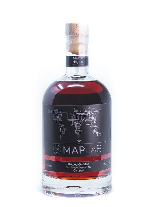MAP Lab - Maison Negroni
