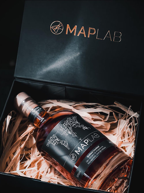 A Premium Bottled Cocktail Gift Box 500ml
