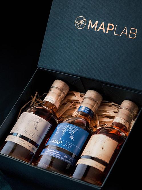 A Premium Bottled Cocktail Gift Box 3 x 200ml