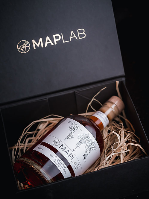 MAP Lab - MAP Bourbon Old Fashioned
