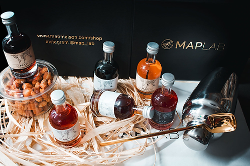Selection of Premium Bottled Cocktails