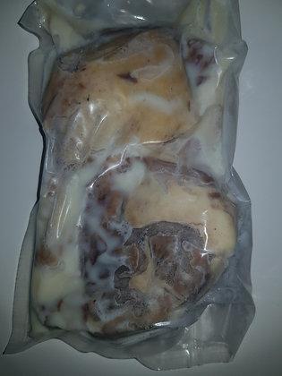 Cuisses de canard confites sous vide par 2