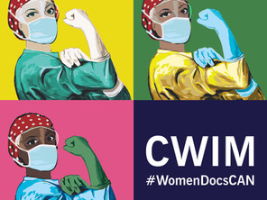 Happy First Canadian Women Physician's Day - A poem in honour of my colleagues