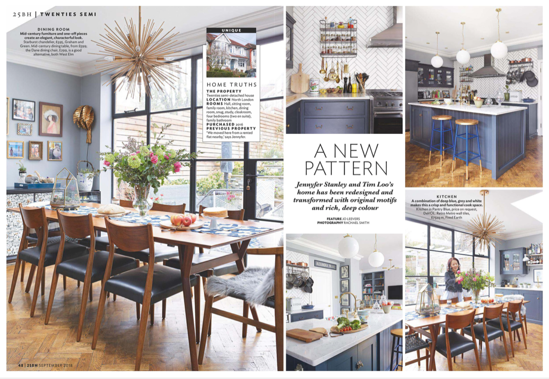 25 Beautiful Homes - our first feature