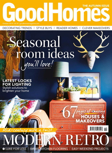 Good Homes - we're on the cover!