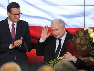 Polish Parliamentary Elections: Slight revisions among massive expectations