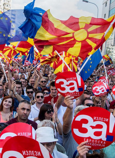 The Macedonian Question - The Case for Greater European Institutions