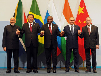 BRICS: Friend or Foe for the European Union?