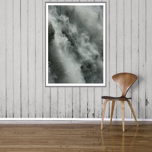 Art Poster - Dettifoss