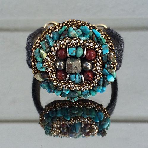 Cosmic watch bracelet N°3