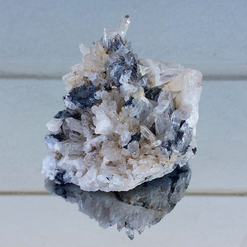 Crystal Quartz Cluster