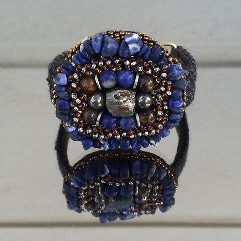 Cosmic watch bracelet N°8