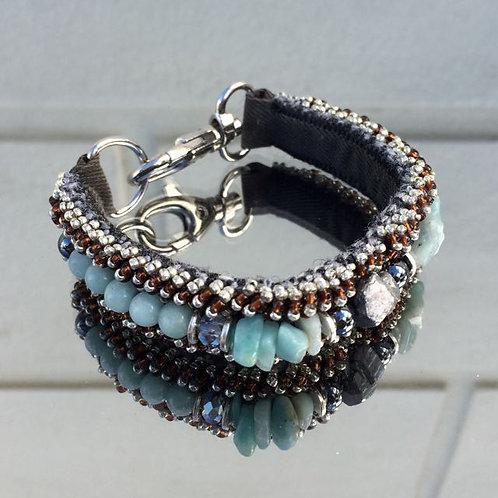 Cosmic bracelet N°7