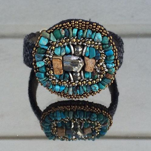 Cosmic watch bracelet N°4