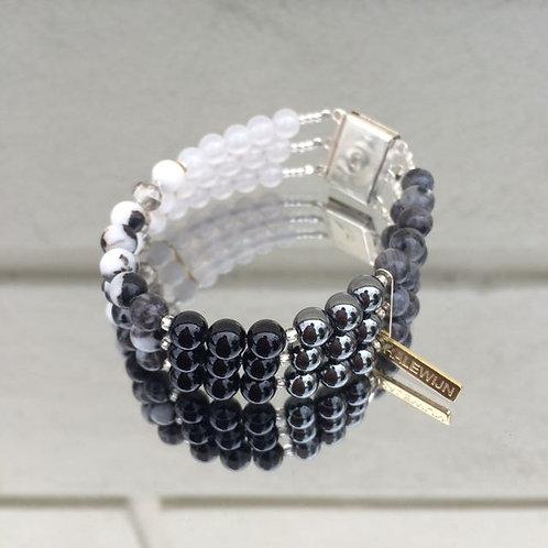 Zebra Jasper bracelet