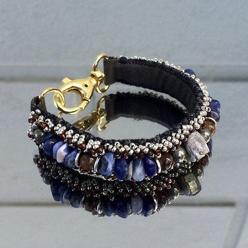 Cosmic bracelet N°10